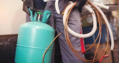 Aircon Gas Top-up