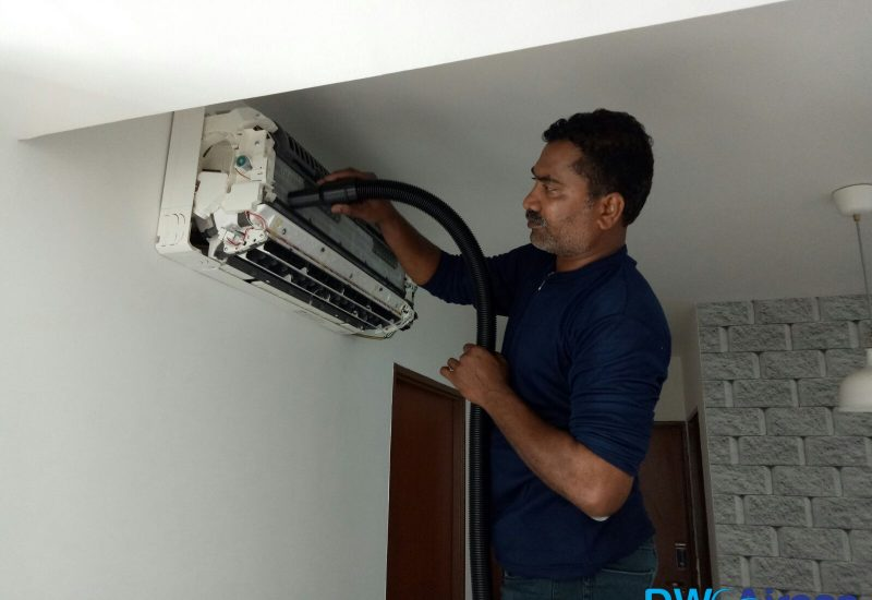 Aircon-Chemical-Wash-Dw-Aircon-Servicing-Singapore-HDB-Clementi-2