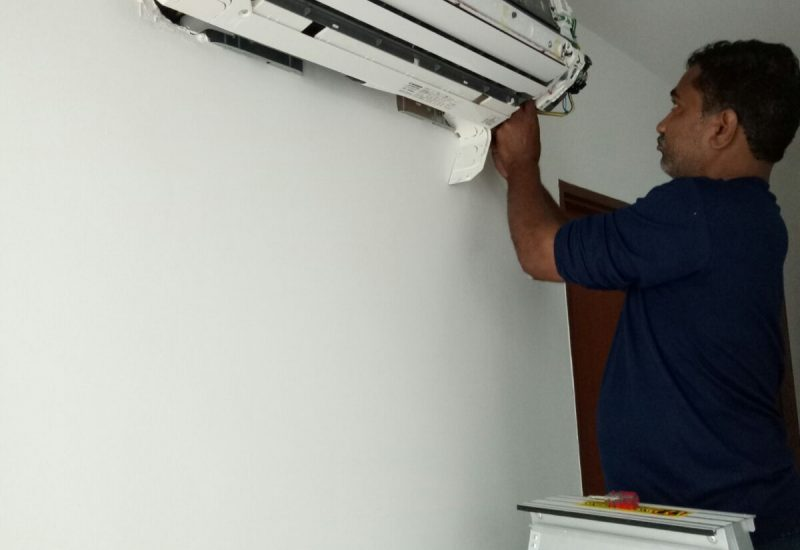 Aircon-Chemical-Wash-Dw-Aircon-Servicing-Singapore-HDB-Clementi-6