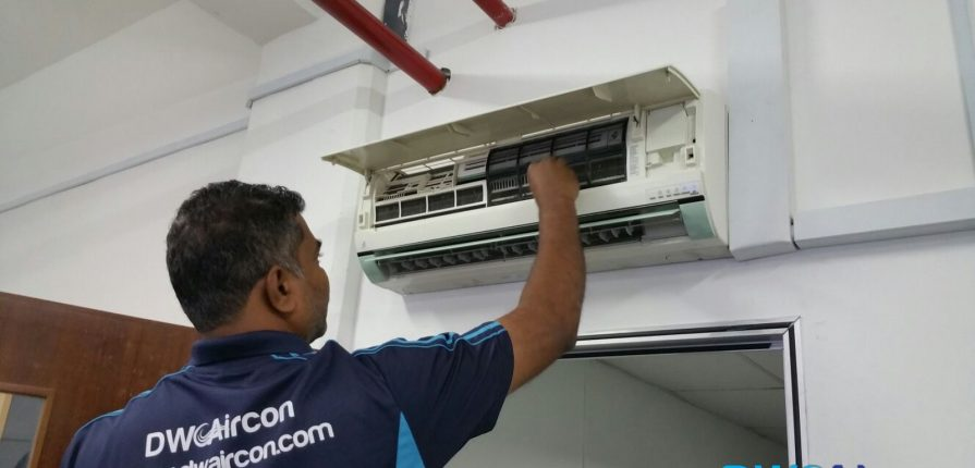 Aircon-Leak-Repair-Dw-Aircon-Servicing-Singapore-Commercial-Jurong-West-10_wm