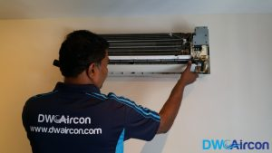Aircon Repair DW Aircon Servicing Singapore HDB Telok Blangah