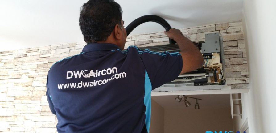 Aircon Servicing DW Aircon Servicing Singapore HDB Tiong Bahru