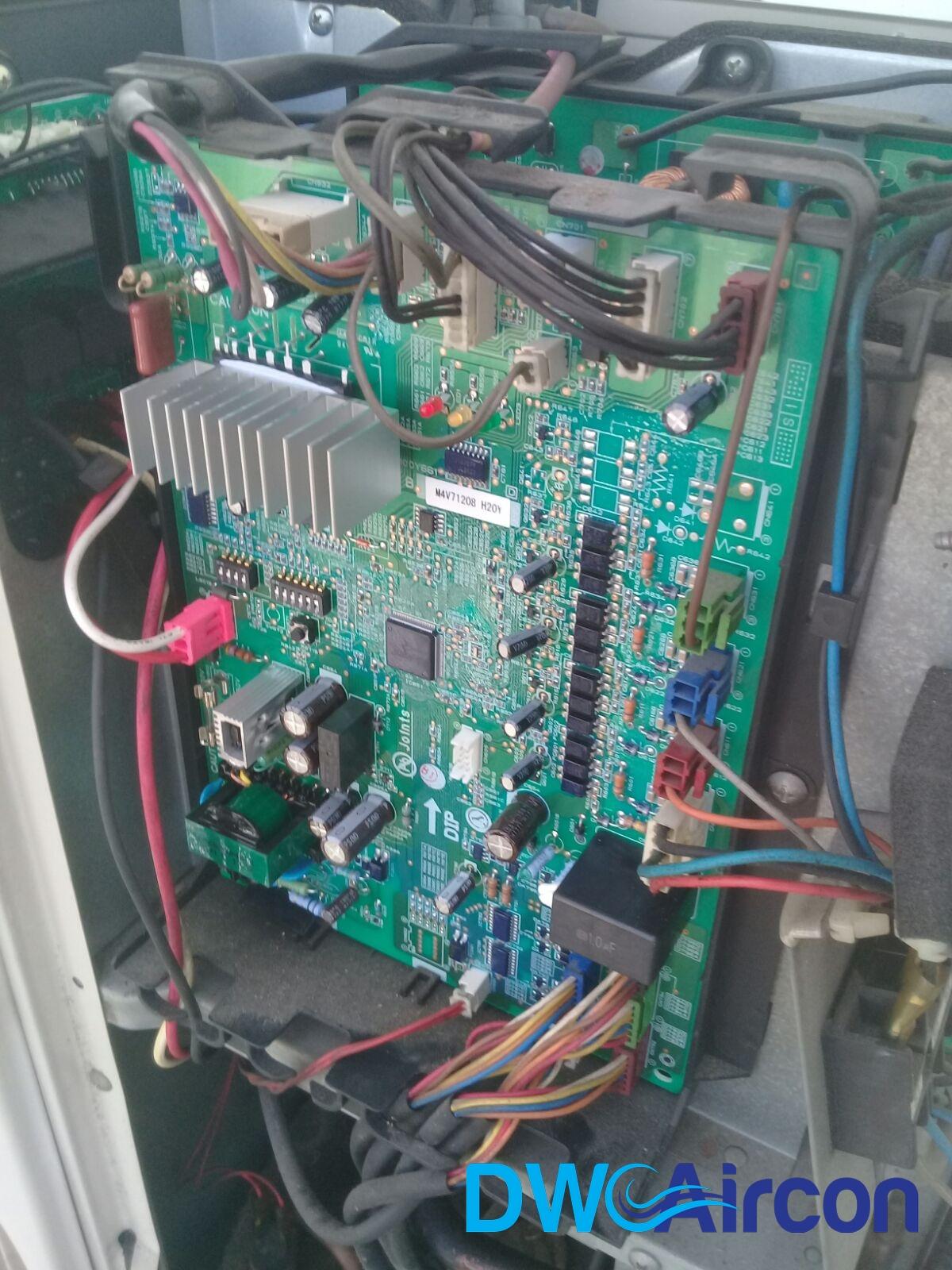 new-aircon-pcb-repair-circuit-board-repair-aircon-repair