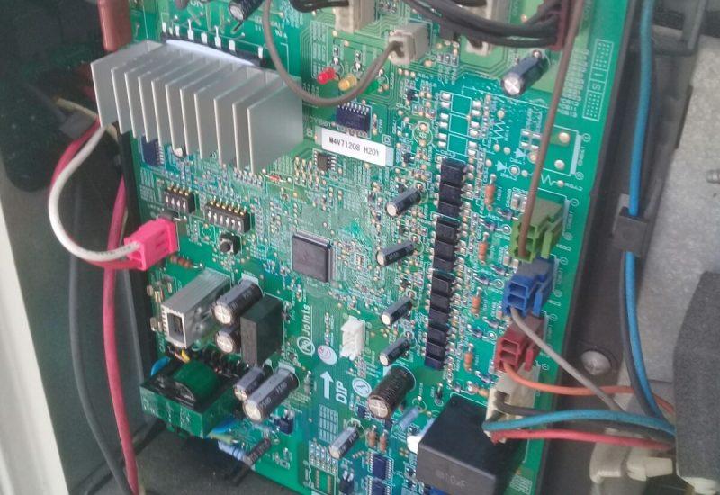 Aircon pcb repair circuit board Repair (Aircon Repair