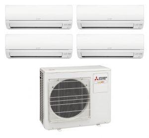 Mitsubishi-Mxy-4g33va2-msxy-fn10ve-fan-coil-condenser-nea-5-tick-system-4-aircon-installation-singapore