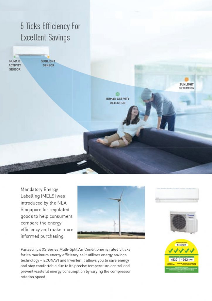 panasonic-aircon-5-ticks-efficiency-dw-aircon-singapore