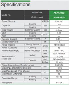 Fujitsu-Aoar09jg-asaa09jg-features-2-tick-system-1-aircon-installation-singapore
