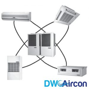 vrf system office ac dw aircon servicing singapore