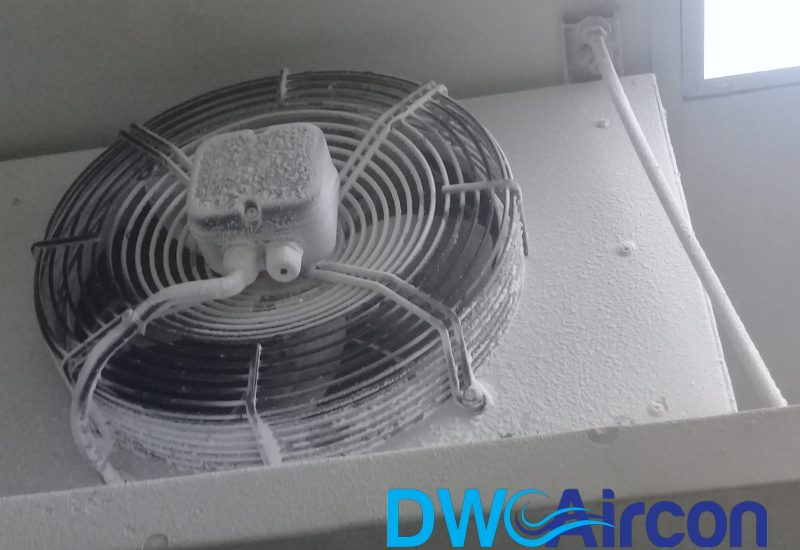 Normal aircon Servicing dw aircon servicing commercial tai seng 6