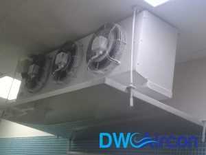 Normal aircon Servicing dw aircon servicing commercial tai seng 7