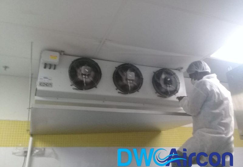 Normal aircon Servicing dw aircon servicing commercial tai seng