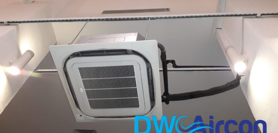 Aircon Chemical Overhaul DW Aircon Servicing Singapore Commercial Dempsey Road