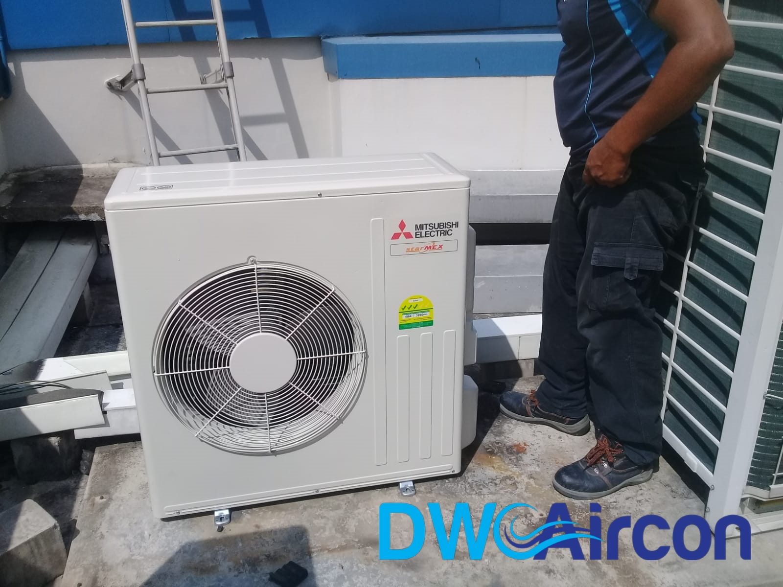 Dw Aircon Servicing Singapore Reliable Repair Service Ac Circuit Board Prices Air Conditioner Condenser Replacement Commercial Building Woodlands