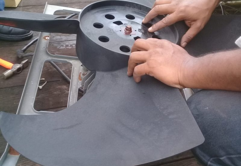 fan motor replacement aircon repair dw aircon servicing singapore commercial building woodlands