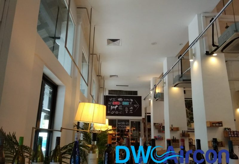 normal aircon servicing dw aircon servicing singapore commercial dempsey road 2