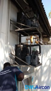 normal aircon servicing dw aircon servicing singapore commercial dempsey road