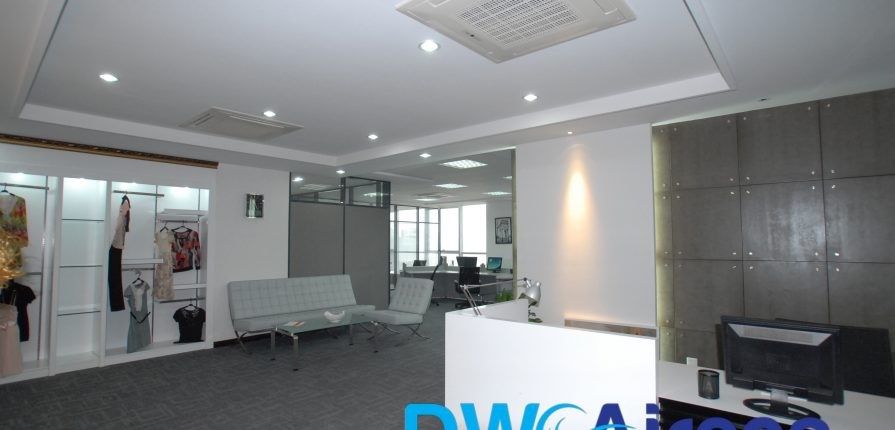 office central air conditioner dw aircon servicing singapore