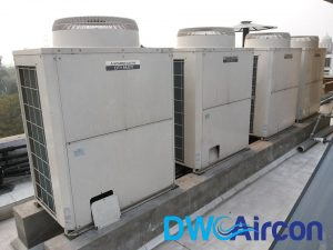 vrf air conditioning system dw aircon servicing singapore
