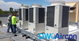 vrf aircon system dw aircon servicing singapore