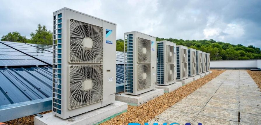vrv air conditioning system dw aircon servicing singapore