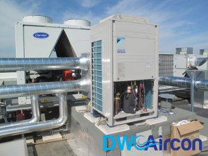 vrv daikin air conditioning system dw aircon servicing singapore