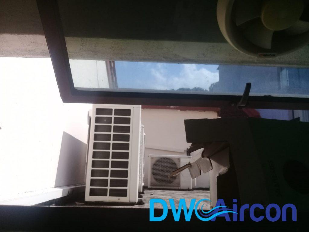 aircon installation dw aircon servicing singapore landed pasir panjang 5