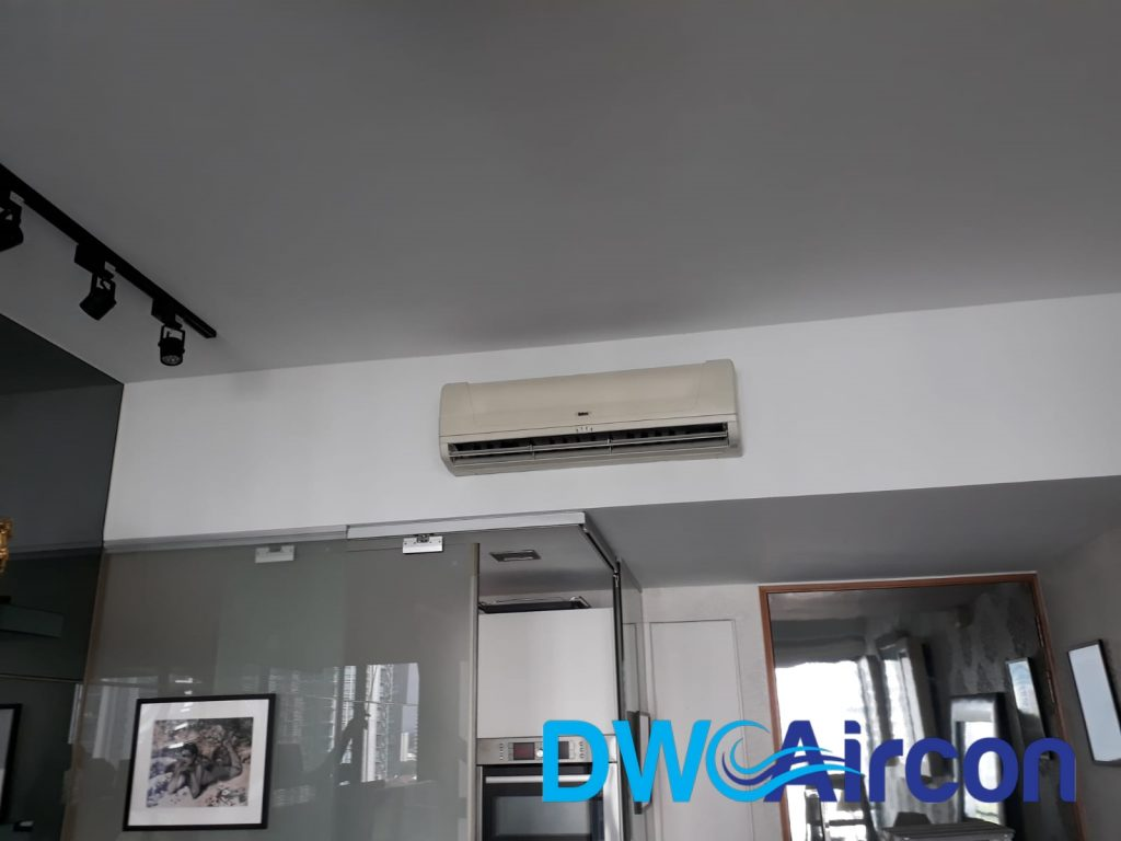 aircon installation dw aircon servicing singapore condo orchard 2