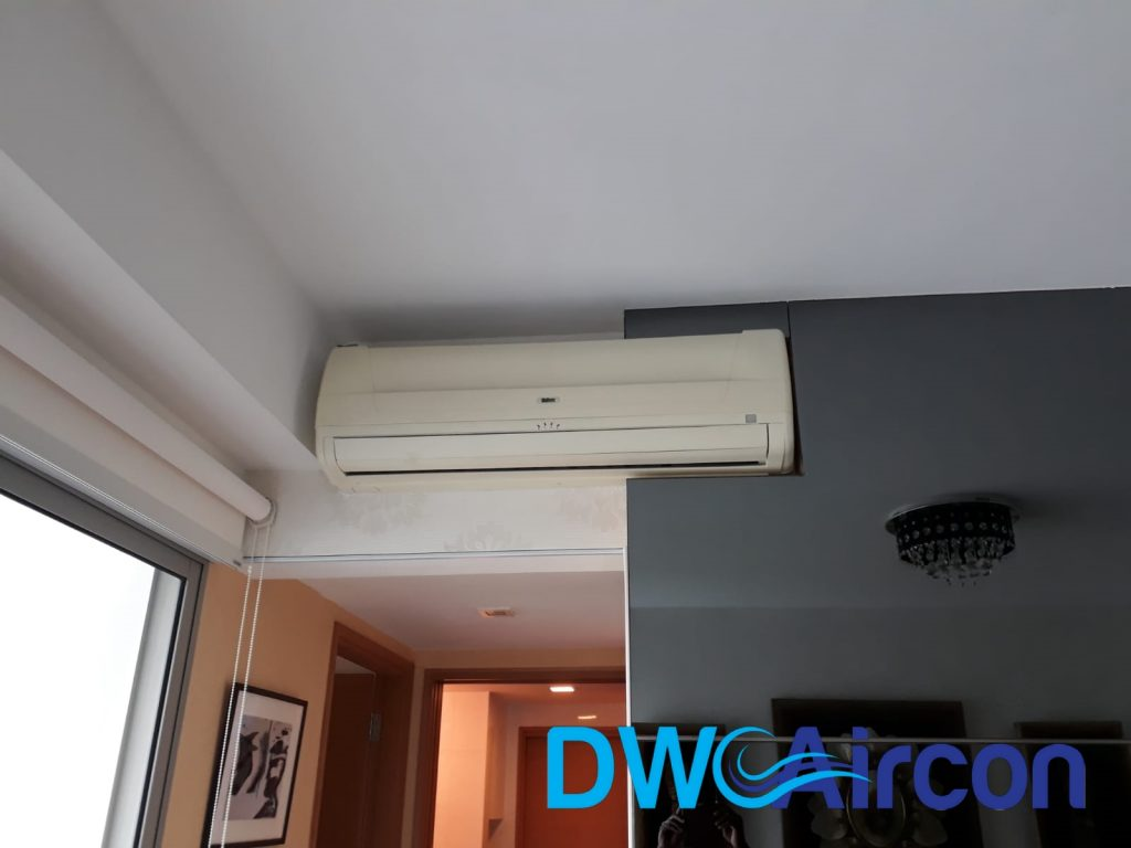 aircon installation dw aircon servicing singapore condo orchard 3