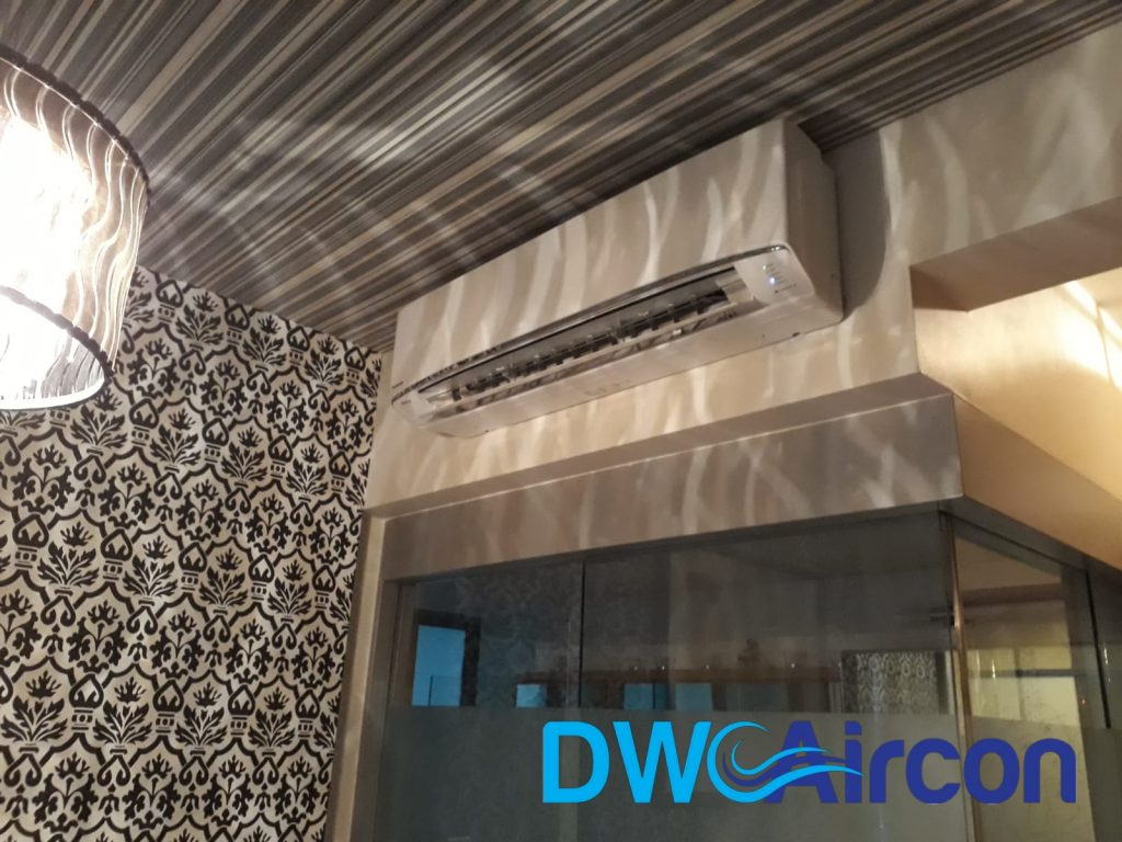 aircon installation dw aircon servicing singapore condo orchard 4