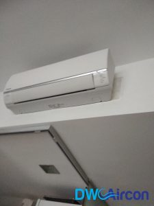 aircon installation dw aircon servicing singapore condo orchard 7