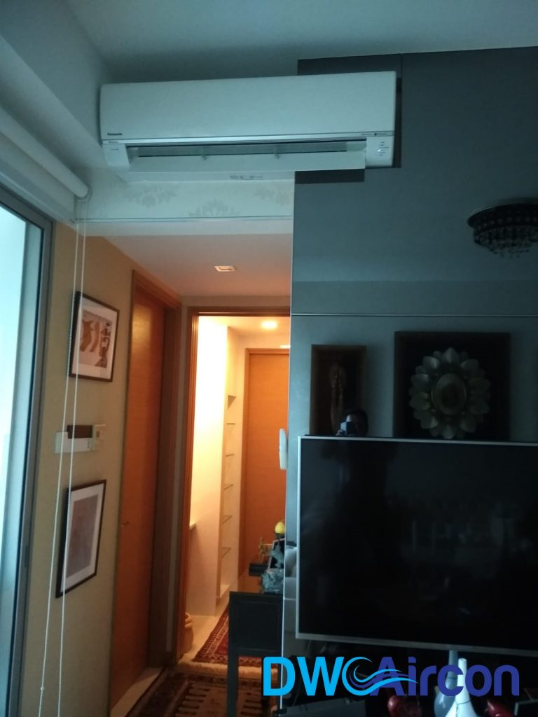 aircon installation dw aircon servicing singapore condo orchard 9