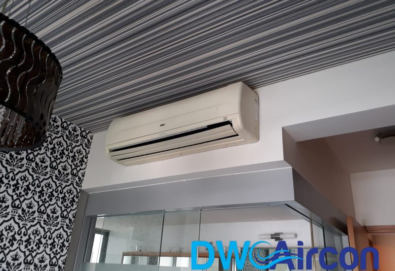 Aircon Installation DW Aircon Servicing Singapore Condo Orchard