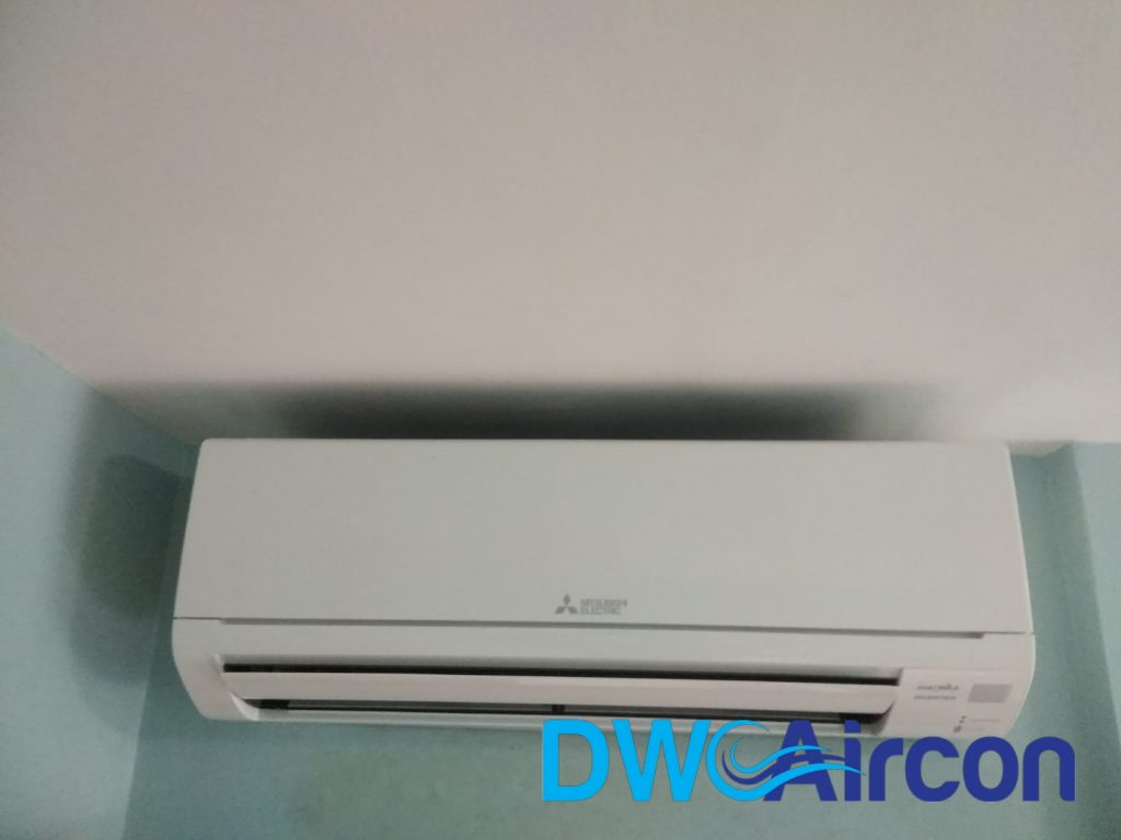 Aircon Installation DW Aircon Servicing Singapore HDB Serangoon 6