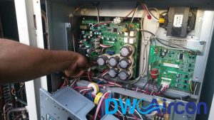 aircon repair circuit board pcb dw aircon servicing singapore