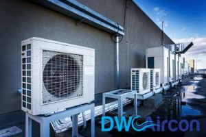 commercial air conditioning repair dw aircon servicing singapore