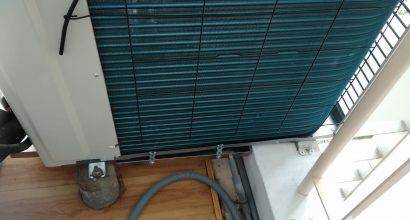 Aircon leak repair water tray installation dw aircon servicing singapore condo river valley 2