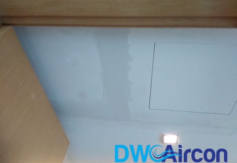 aircon chemical overhaul dw aircon servicing singapore condo novena 12