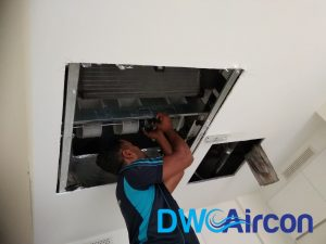 aircon chemical wash dw aircon servicing singapore condo novena 5