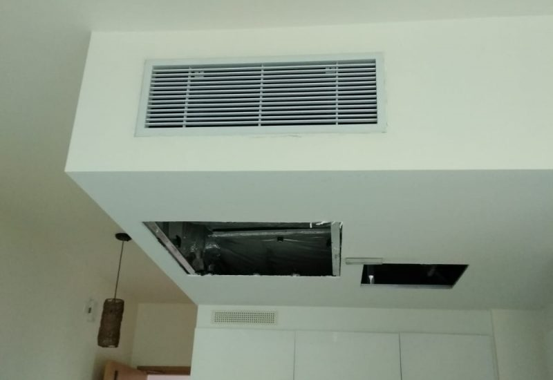 aircon chemical overhaul dw aircon servicing singapore condo novena 8