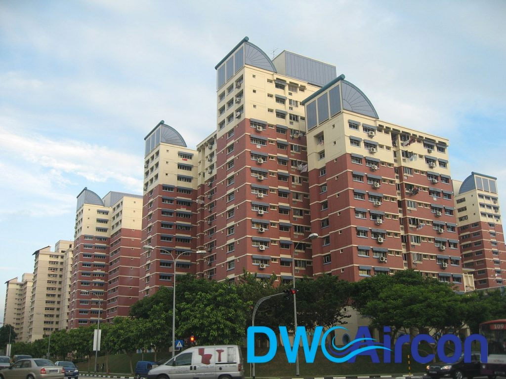dw aircon servicing locations singapore east region