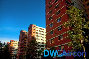 dw aircon servicing locations singapore north region