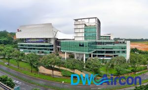 dw aircon servicing locations singapore west region