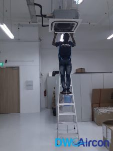 Aircon Servicing - Wohlrab Asia Normal Servicing Dw Aircon Servicing Singapore_wm