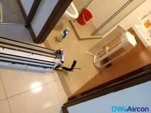 How many times chemical overhauling should be performed-Dw-Aircon-Servicing