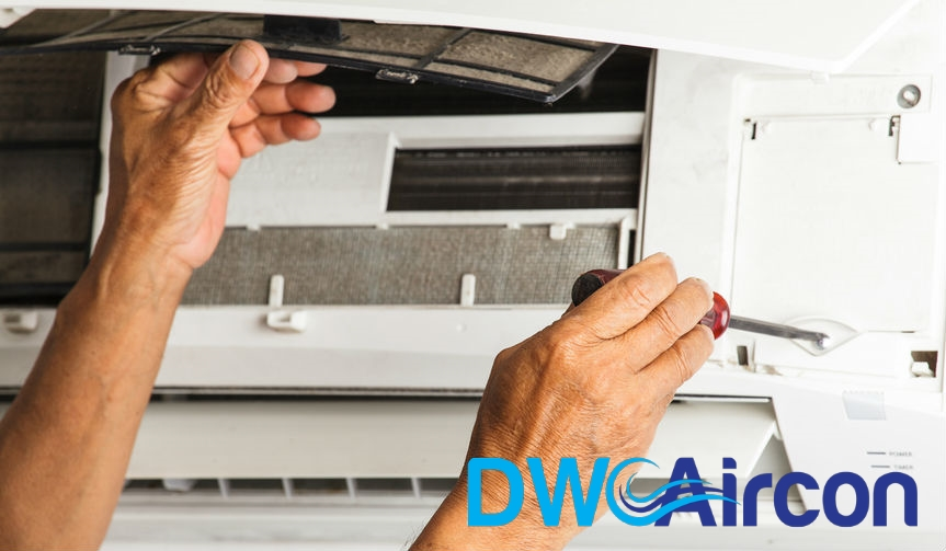 Hiring an uninsured contractor dw aircon servicing singapore_wm