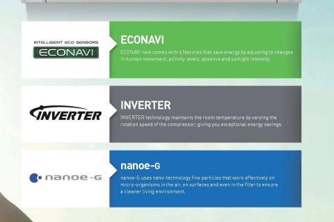 Reasons to install Panasonic Aircon in Singapore Dw Aircon Servicing Singapore_wm