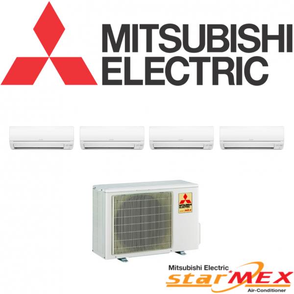 Mitsubishi-aircon-SYSTEM 4-MXY4G38VA2-MSXYFN10VE-MSXYFN18VE