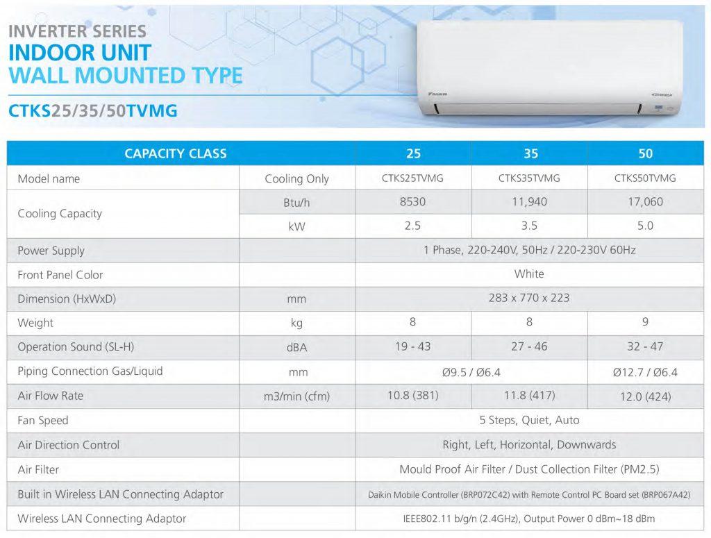 daikin-aircon-ctks25tvmg-features-aircon-installation-singapore-dw-aircon