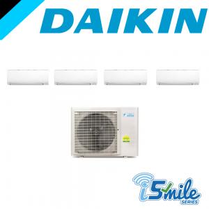 daikin-aircon-iSmile-Series-(Inverter)-SYSTEM 4-AIRCON-MKS80TVMG-CTKS25TVMG