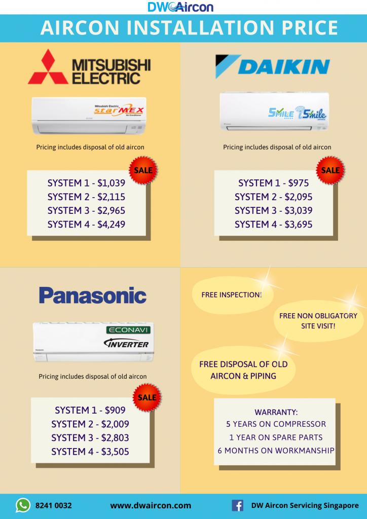 aircon-installation-price-2020-dw-aircon-singapore